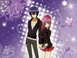 fanfic couple manga